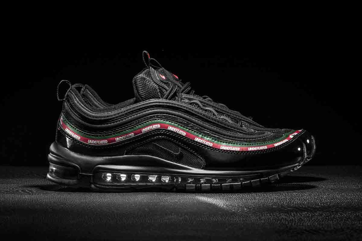 Undefeated X Nike Air Max 97 Closer Look Hypebeast
