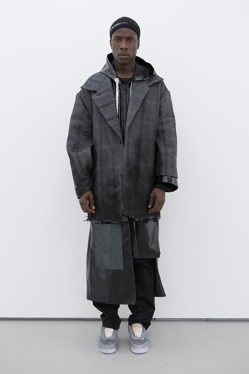 A COLD WALL 2018 Spring Summer Lookbook