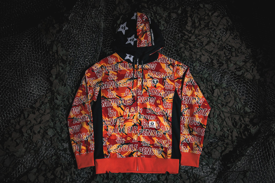 8bde97529e9c AAPE Celebrates Its LA Store Opening With Exclusive Capsule Collection