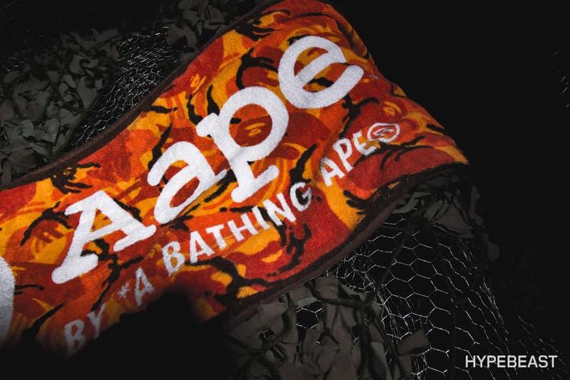 AAPE LA Capsule Collection A Bathing Ape