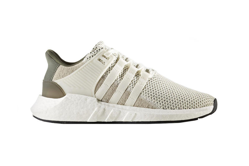 adidas EQT Support Cargo Light Beige Colorway Fall/Winter 2017