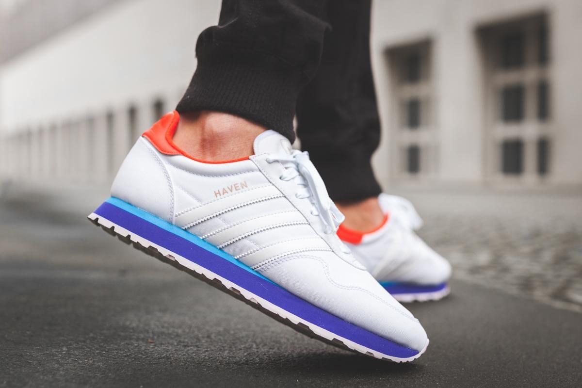 adidas haven white
