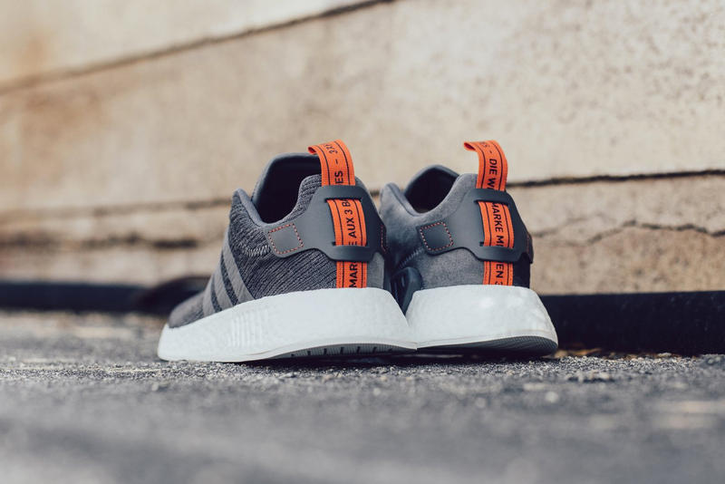 "adidas Originals NMD_R2 ""Grey/Future Harvest"""