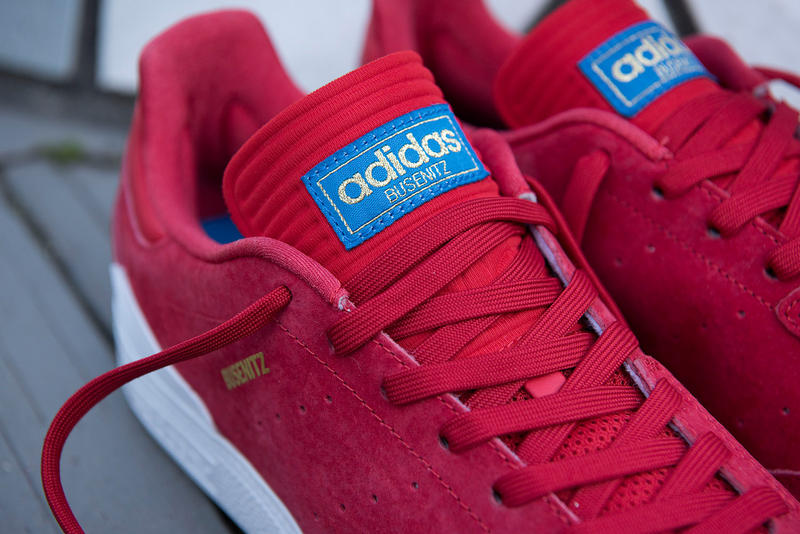 adidas Skateboarding Busenitz RX Red Dennis Spezial 2017 October 1 Release Date Info Sneakers Shoes Footwear
