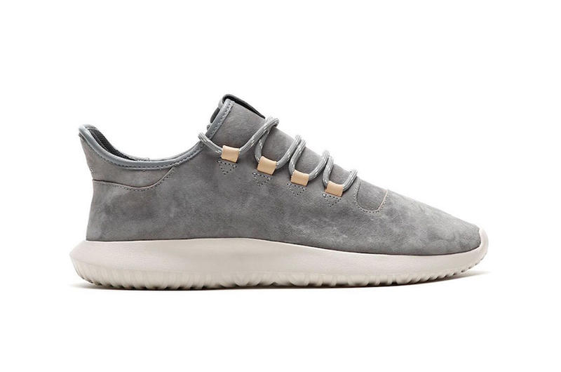 adidas Tubular Shadow Grey Three Crafted Leather
