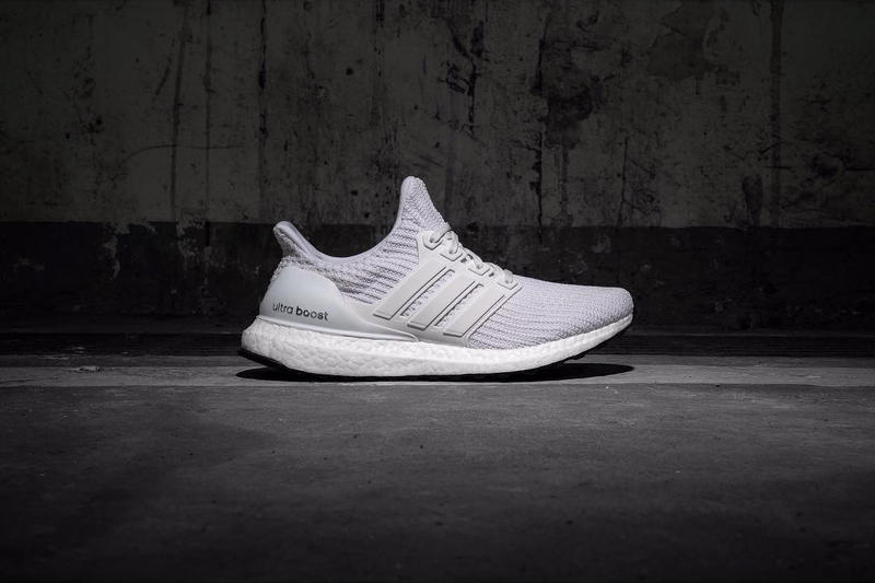 adidas UltraBOOST 4 0 White Grey Black Sneakers Shoes Footwear Release Info Details