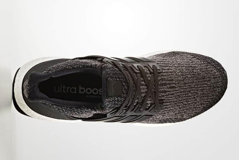 adidas UltraBOOST 3.0 Core Black Utility Black