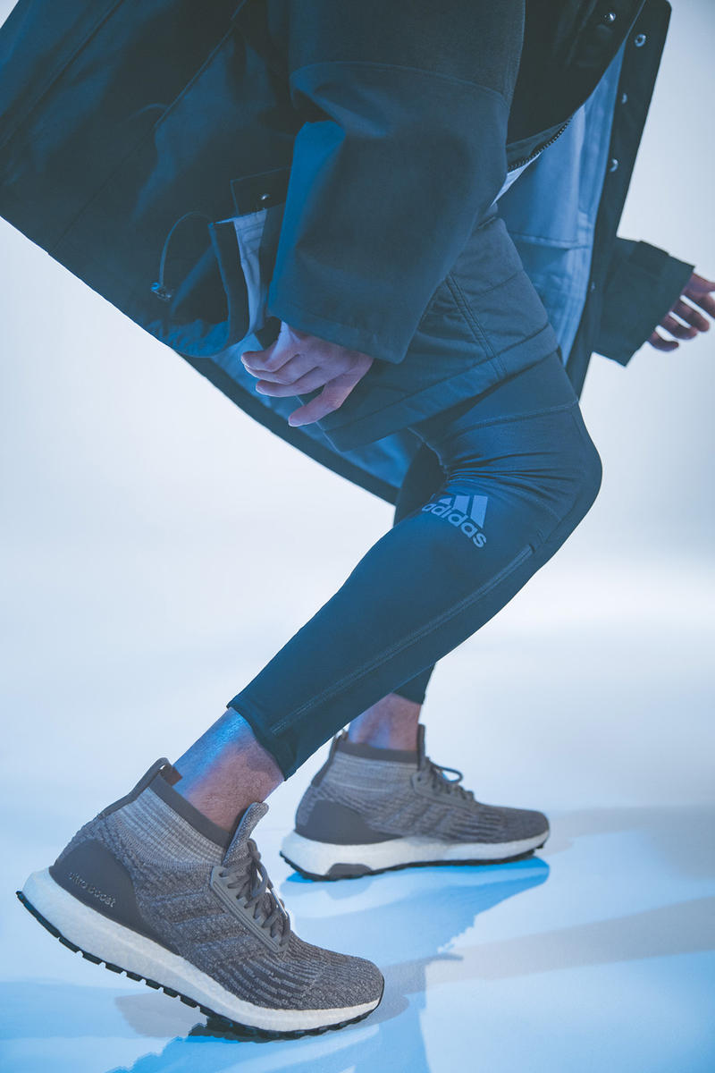 adidas UltraBOOST Mid ATR Lookbook Sneakers Shoes Footwear 2017 September Release Date Info