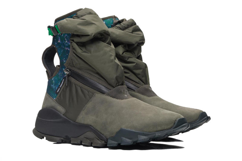 950adf0f1 adidas Y-3 Ryo High Olive Black Yohji Yamamoto footwear sneakers shoes  release info drop