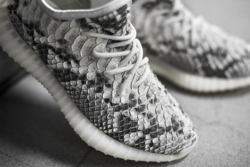adidas YEEZY Boost Python Custom