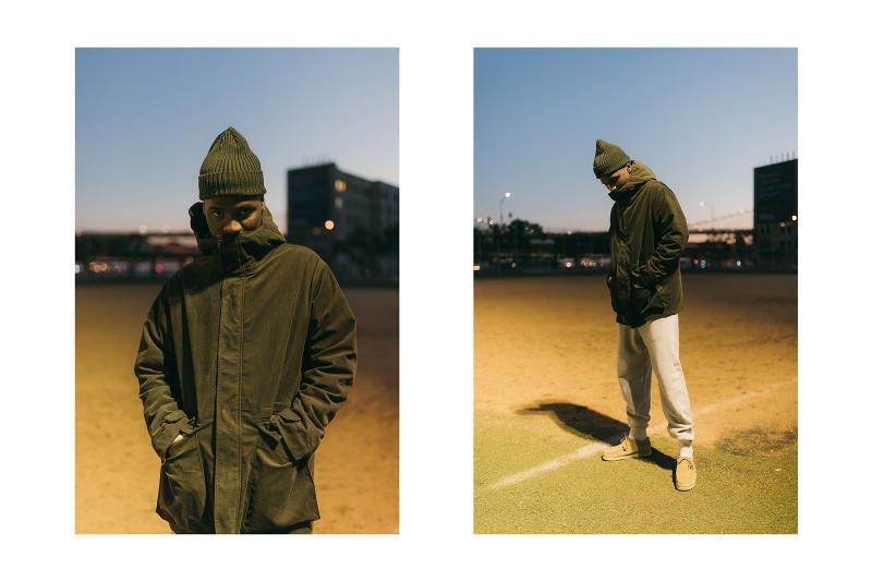 Adsum Lookbook Fall/Winter 2017 Collection Football Soccer