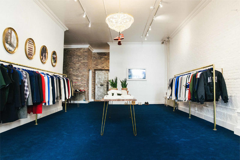Aimé Leon Dore NYC Concept Shop Fall/Winter 2017