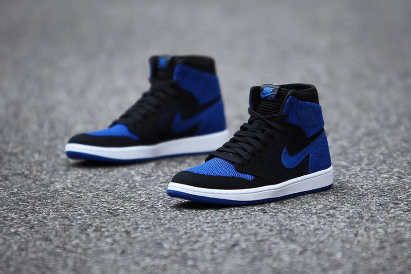 c0a816e6de48 Air Jordan 1 High OG Flyknit Royal Release Date