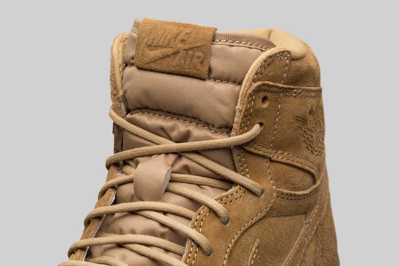 Air Jordan 1 Retro High OG Wheat