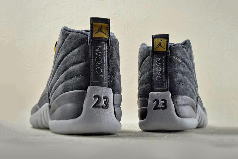 Nike Air Jordan 12 Dark Grey PSNY Jordan Brand Release Date Info Drops October 18