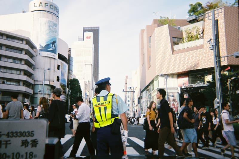 Alexander Bortz Tokyo Photo Diary