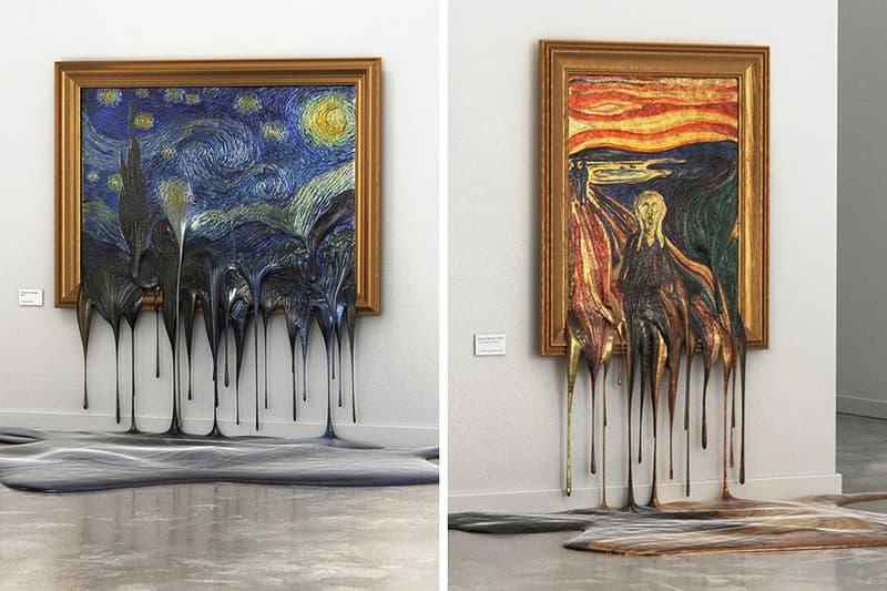 Alper Dostal Hot Exhibition Pablo Picasso Rene Magritte Piet Mondrian Salvador Dali Art Artwork Gallery Museum