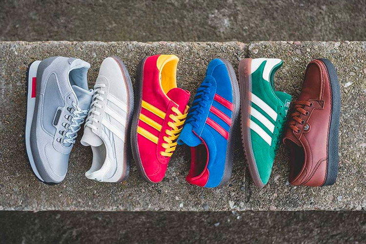 new style c31be 10a17 adidas GT Wensley SPZL. Another Look at the adidas Spezial FallWinter 2017  Footwear Collection