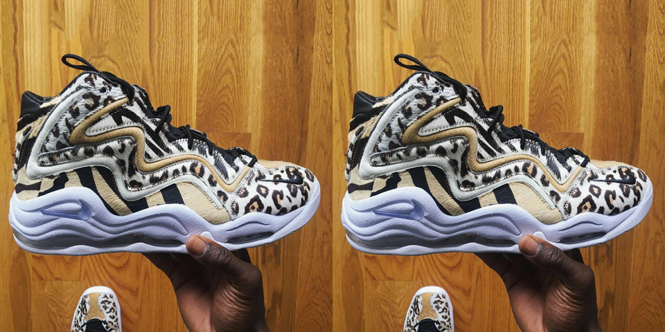 aaa3902b180a Nigel Sylvester Flaunts KITH x Nike Air Pippen 1