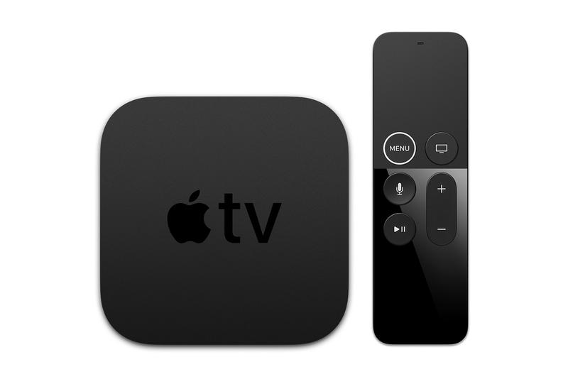 Apple TV 4K 2017 September 12 Keynote Steve Jobs Theater Campus Cupertino Official Unveiled Unveiling Introduced Introduction
