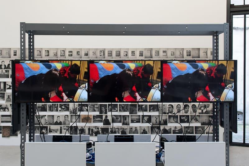 Ari Marcopoulos Machine Exhibition Look Inside Frank Elbaz Gallery Paris France