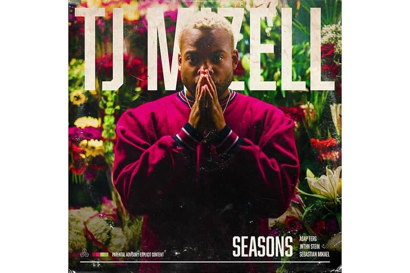 ASAP Ferg JNTHN STEIN Sebastian Mikael TJ Mizell Seasons Single 2017 September 26 Release