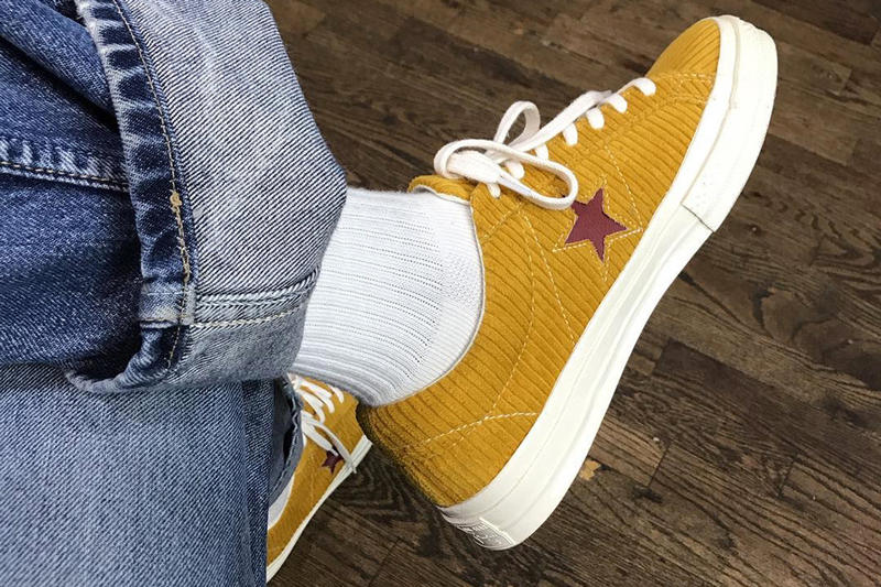 A$AP ASAP Nast Converse One Star Collaboration Instagram