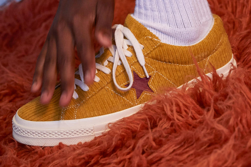 ASAP Nast Converse Collaboration Converse One Star Cnverse Chuck Taylor All Star 70 Footwear Apparel Release Date September 28 Info Drops