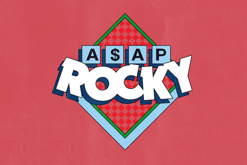 A$AP Rocky ASAP AWGE Selfridges Alyx Soulland 66 North Acne Studios Grind London A$AP Mob Han Kjobenhavn PUMA ANSH46 Krispy Kreme Colette Karhu Stone Island