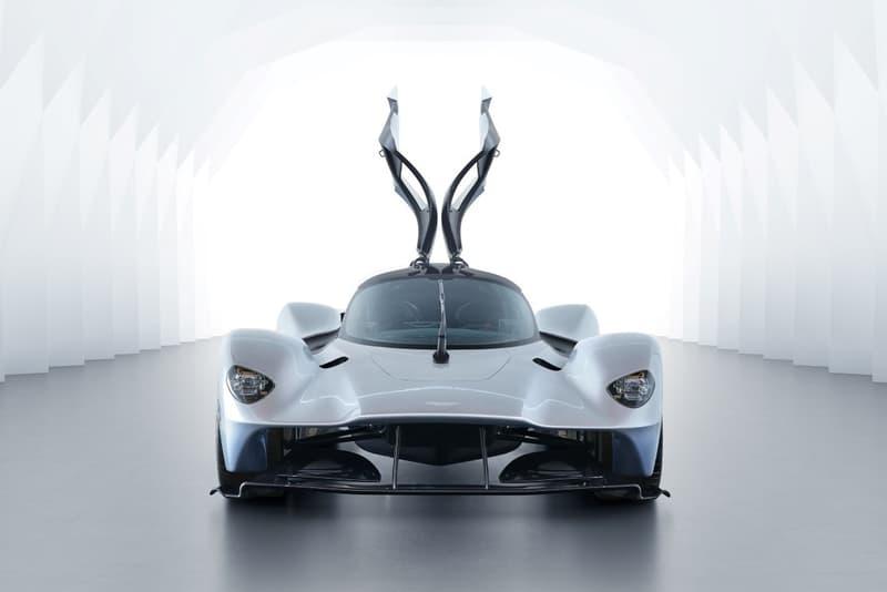 Aston Martin Valkyrie Customization Spec