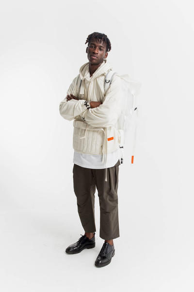 ATTEMPT Fall Winter 2017 Collection Lookbook
