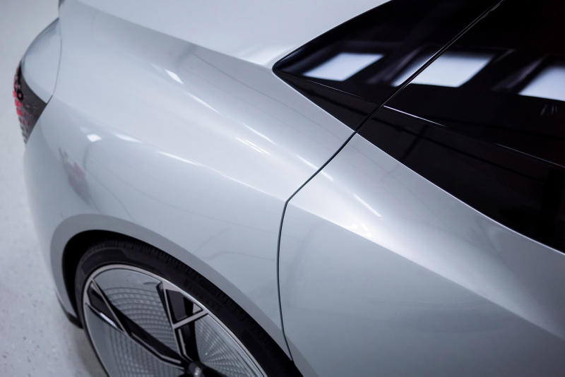 Audi Aicon Concept Autonomous Car Sedan Luxury Future