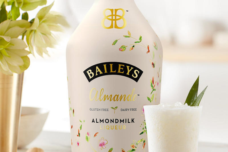 Baileys Vegan Almond Milk Liqueur Gluten Free Dairy Free Almande