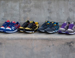 BAIT & Diadora Team up on a Colorful 'Transformers'-Inspired Sneaker Collection