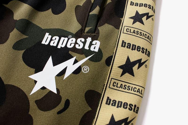 BAPE A Bathing Ape Apparel Fashion Sportswear Tracksuit Release Date Info Drops September 23