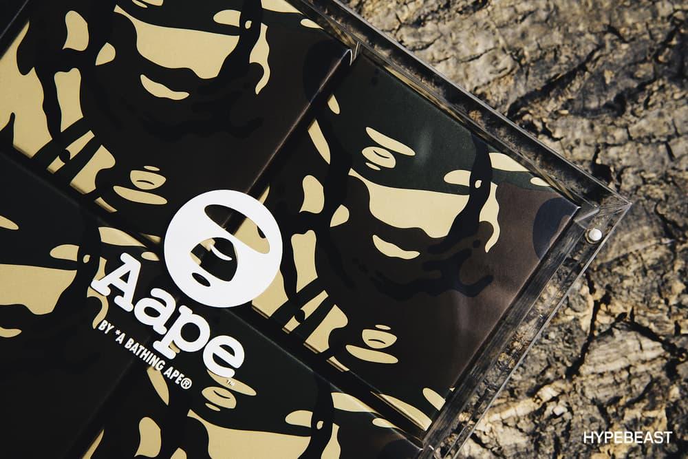 BAPE A Bathing Ape AAPE Mooncakes