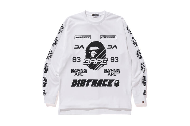 BAPE DIRTRACE Capsule Collection BMX 2017 September 30 Release Date Info Drops Fall