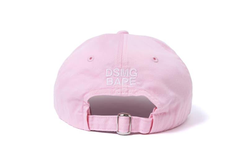 BAPE A Bathing Ape Dover Street Market Ginza DSMG Apparel Accessories Streetwear Fashion Release Info Drops September 16 Japan DSMG