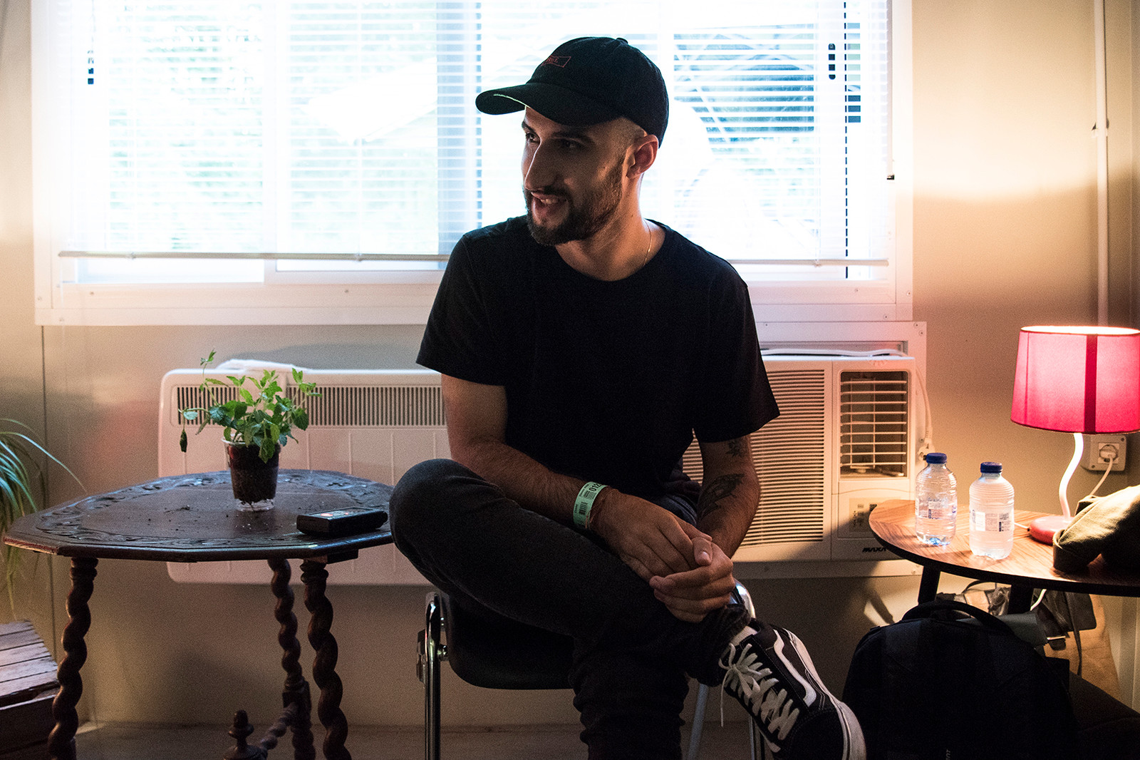 Bacardi and Lowlands Interview Benji B and Stwo