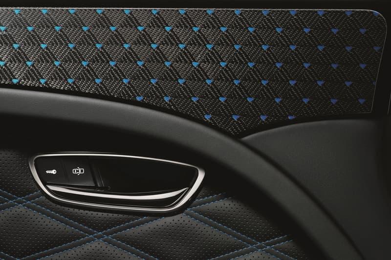 Bentley Mulsanne Design Series Mulliner King Fisher Blue Cars Luxury Sedan