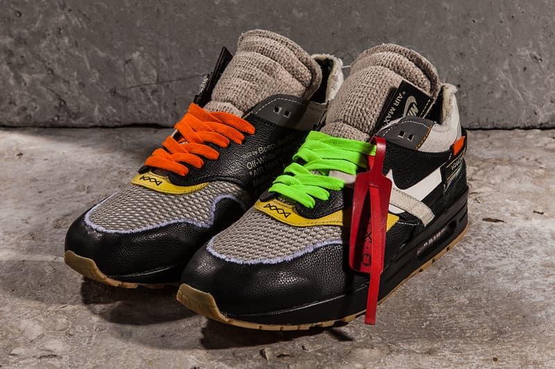 BespokeIND Virgil Abloh Nike