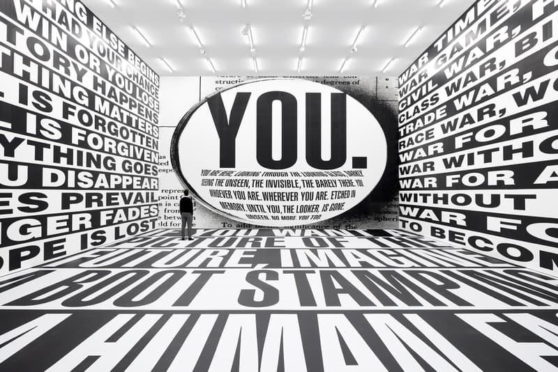 cffec99266f1 Andres Serrano Supreme Banksy Barbara Kruger Jean-Michel Basquiat Yayoi  Kusama Nick Van Woert Know