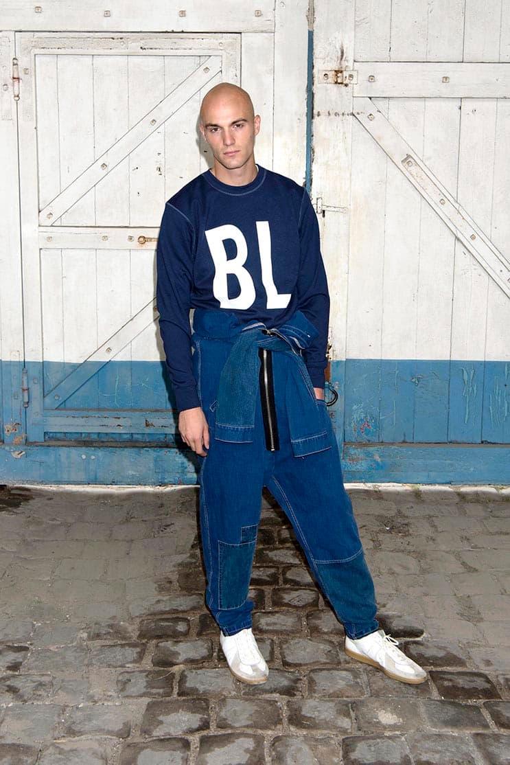 Bleu de Paname Fall Winter 2017 Lookbook Collection