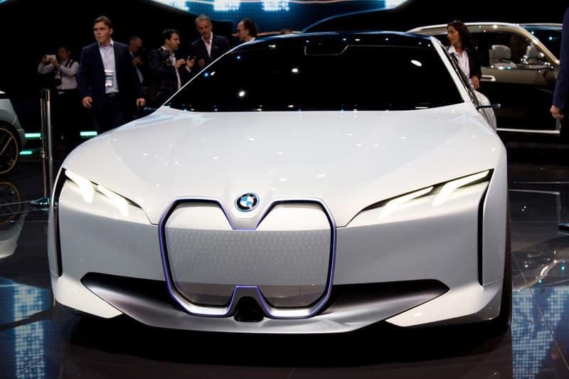 BMW i Vision Dynamics Electric Concept Car