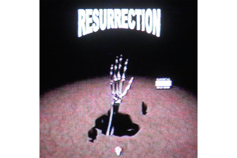 Bones Resurrection Single Stream SoundCloud 2017 September 1