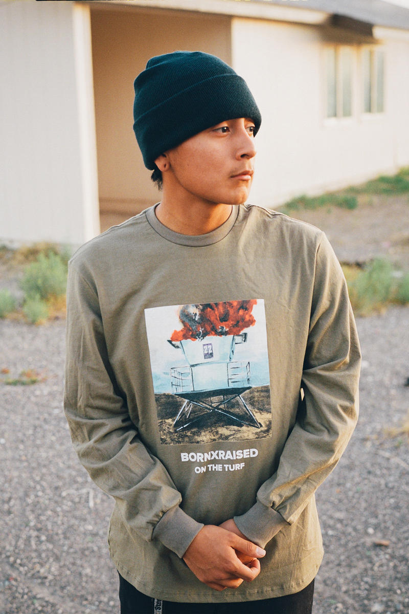 BornxRaised Fall 2017 Collection