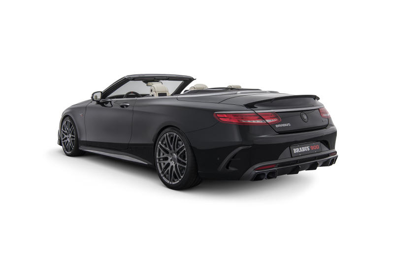 BRABUS Mercedes Benz AMG S65 ROCKET 900 Cabrio Worlds Fastest Most Powerful Convertible Sports Car Luxury Car