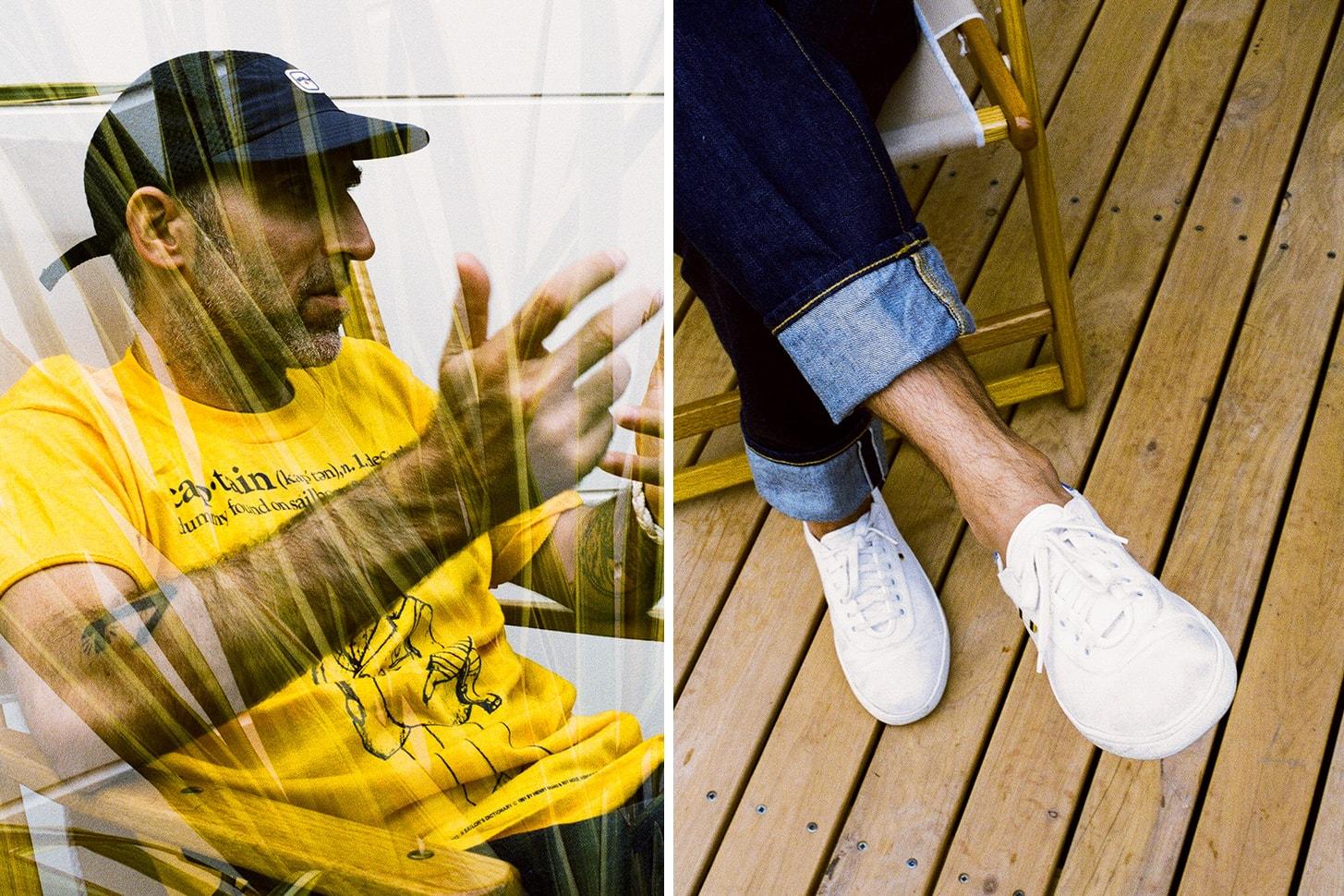 Brendon Babenzien Tokyo Interview 2017