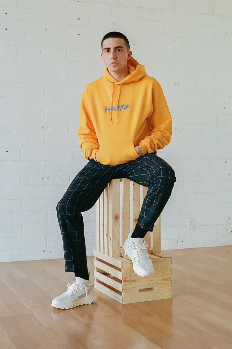 Brotherhood Fall Winter 2017 Collection Lookbook