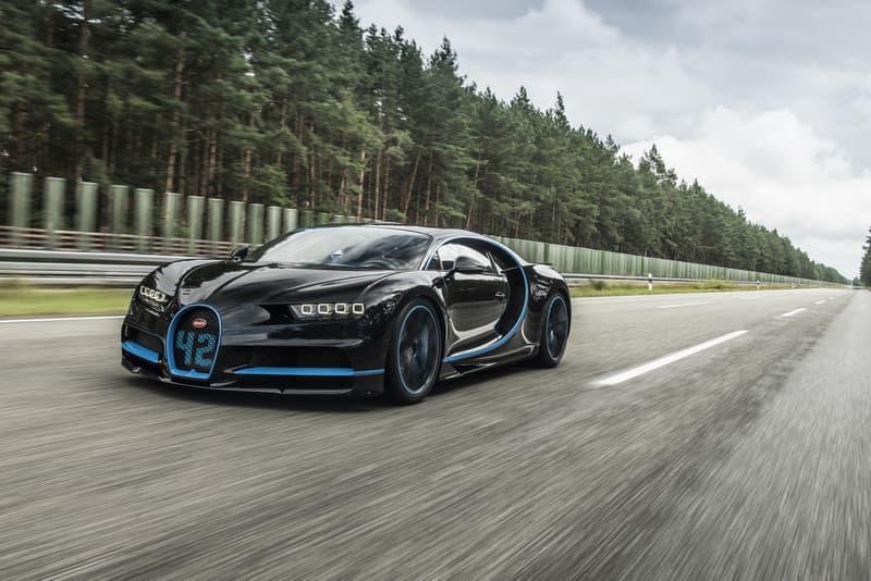 Bugatti Chiron 0 400 km h World Record Juan Pablo Montoya cars supercars fastest